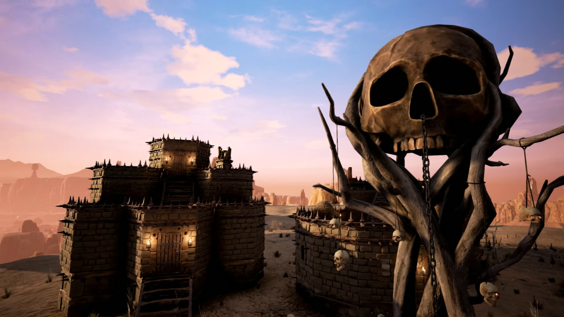 Why Can T I Build In Conan Exiles